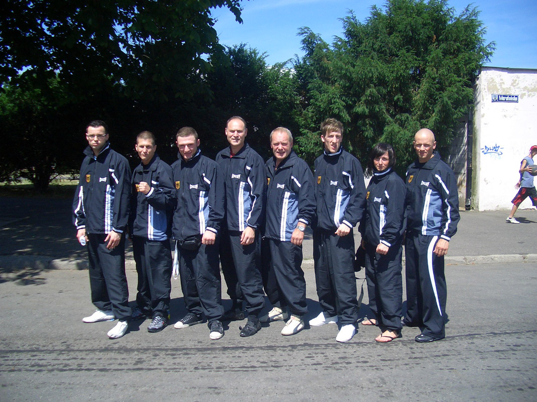Das Nationalteam 2008